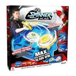 SPINNER M.A.D. DELUXE ΣΕΤ ΜΑΧΗΣ 7530-86331