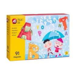 MAGNET BOX-ΑΛΦΑΒΗΤΑ 1029-64033