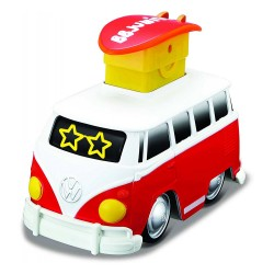 BURAGO VOLKSWAGEN PRESS & GO SAMBA BUS 85110