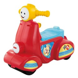 FISHER PRICE EΚΠΑΙΔΕΥΤΙΚΟ SCOOTER SMART STAGES  DHN78