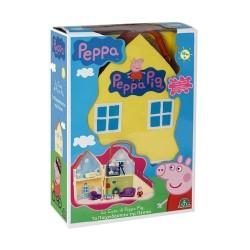 PEPPA PIG ΣΠΙΤΙ ΜΕ 1 ΦΙΓΟΥΡΑ  GPH01469