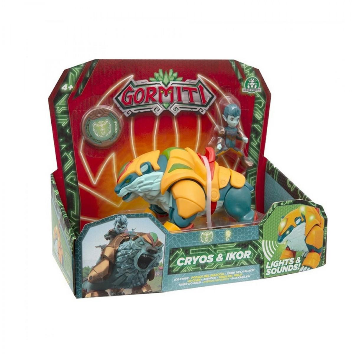 GORMITI-HYPER BEASTS 15EK GRE05000