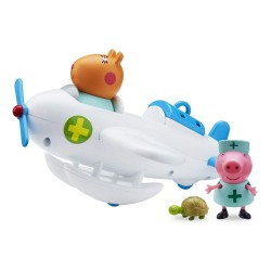 PEPPA PIG HAMSTER PLANE PPC96000