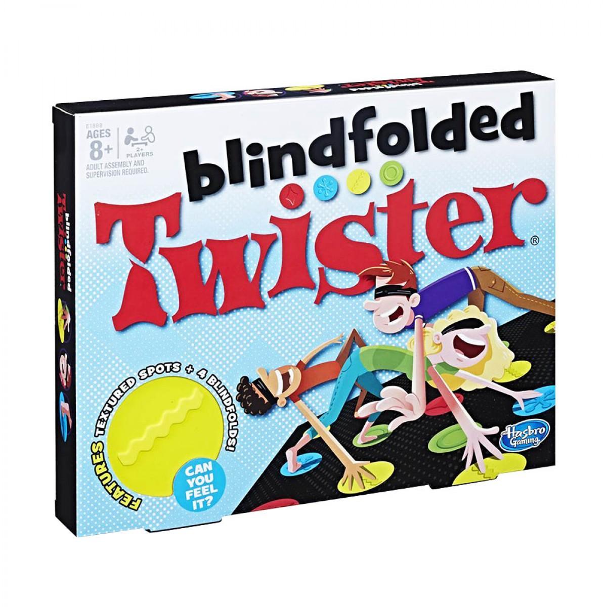 ΠΑΙΧΝΙΔΙ BLINDFOLDED TWISTER E1888
