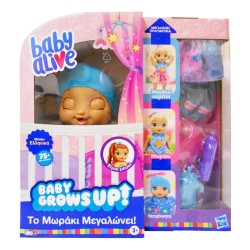 BABY ALIVE GROWS UP HAPPY 819-56179