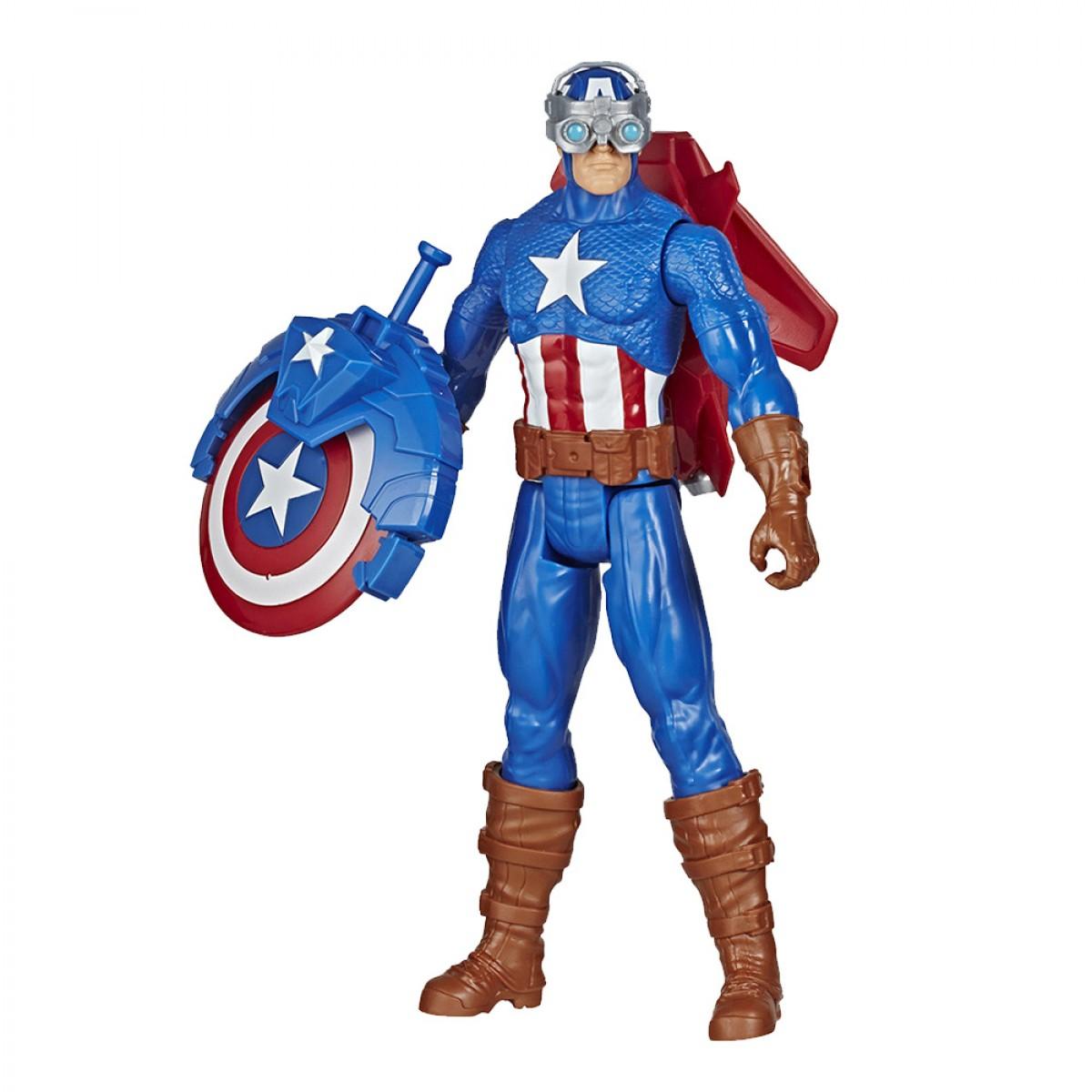 AVENGERS TITAN HERO BLAST GEAR CAP  E7374