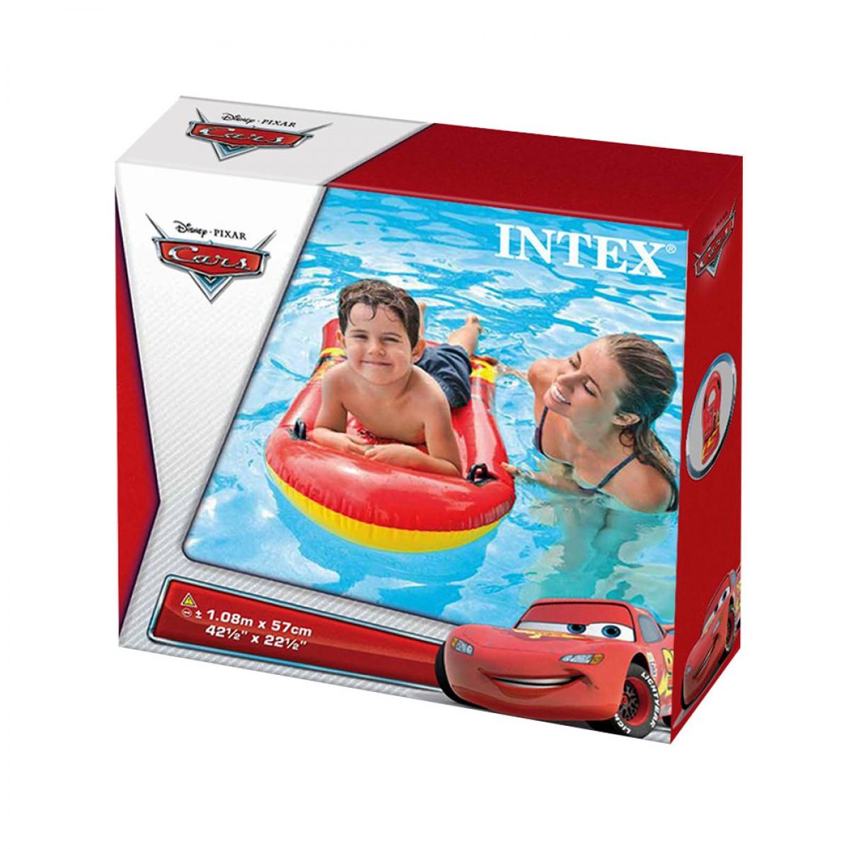 INTEX ΦΟΥΣΚΩΤΗ ΣΑΝΙΔΑ SURF CARS 58161 (108Χ57 ΕΚ.)