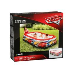 INTEX ΠΙΣΙΝΑ CARS SWIM CENTER 57478 (262X175X56CM)