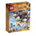 LEGO ERIS FIRE EAGLE FLYER 70142