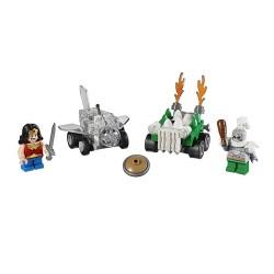 LEGO MIGHTY MICROS WONDER WOMAN VS DOOMSDA 76070