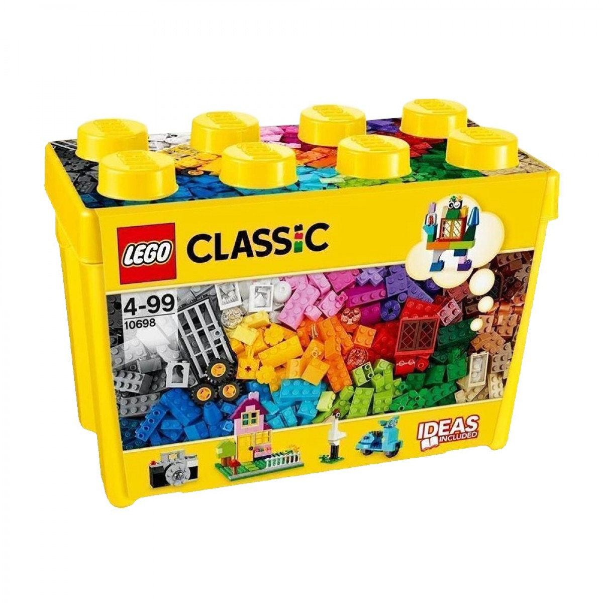 LEGO LARGE CREATIVE BRICK BOX 10698