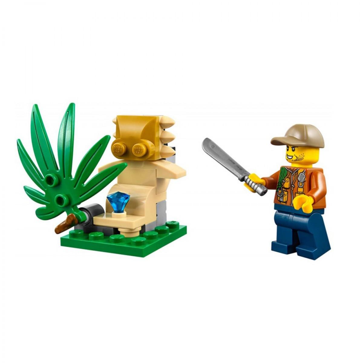 LEGO JYNGLE BUGGY 60156