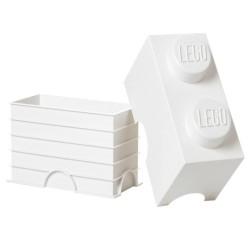 LEGO STOTAGE BRICK 2 WHITE  42/2015