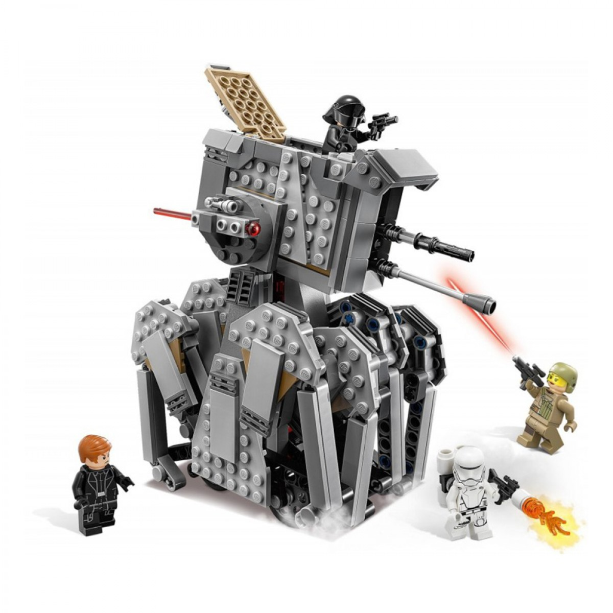 LEGO CONF.GRIZZLY TANK SMALL  75177