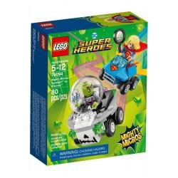 LEGO MIGHTY MICROS : SUPERGIRL VS BRAINIAC 76094