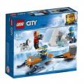 LEGO ARTIC EXPPLORATION TEAM 60191