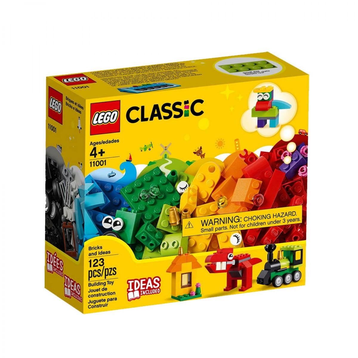 LEGO BRICKS AND IDEAS 11001