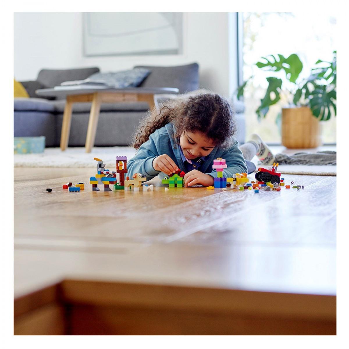 LEGO BASIC BRICK SET 11002