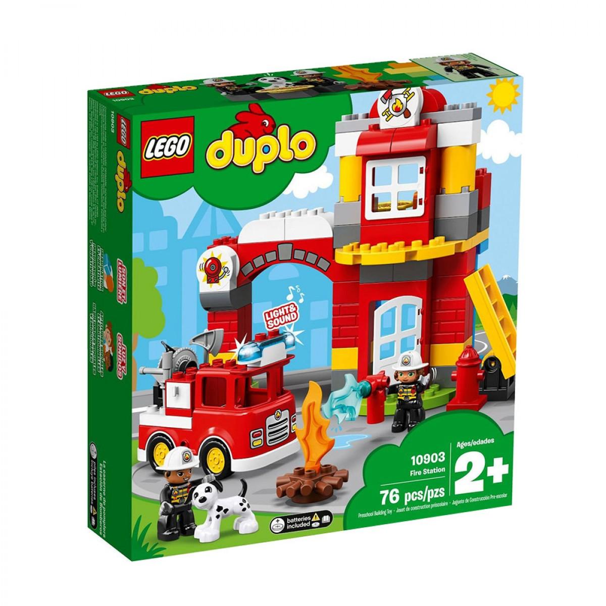 LEGO FIRE STATION 10903