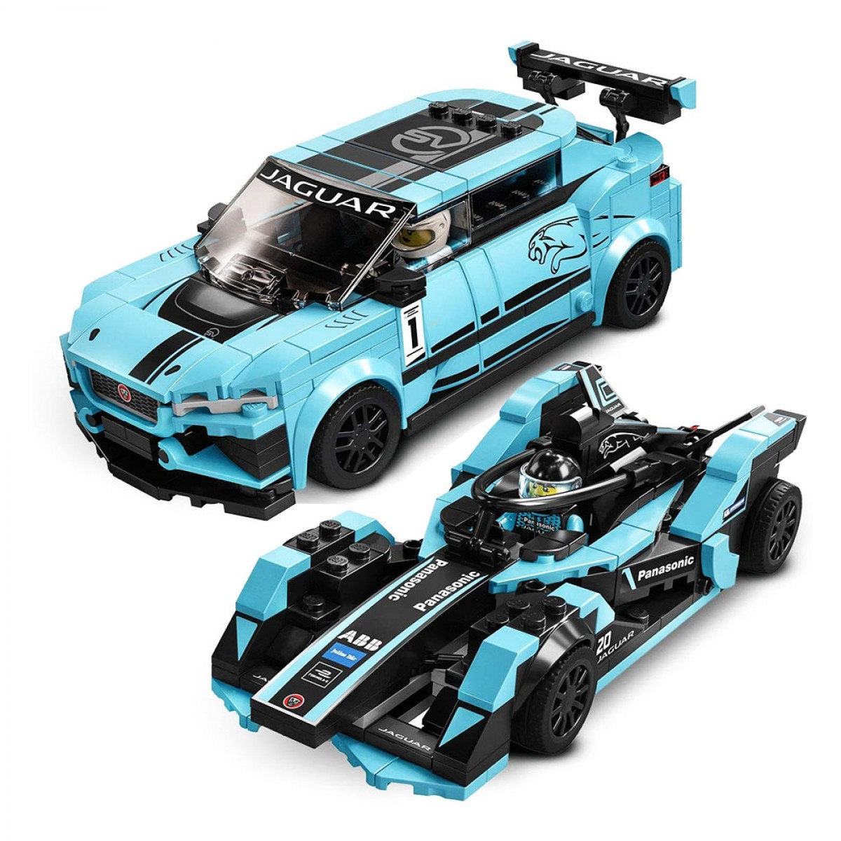 LEGO FORMULA E PANASONIC JAGUAR 76898