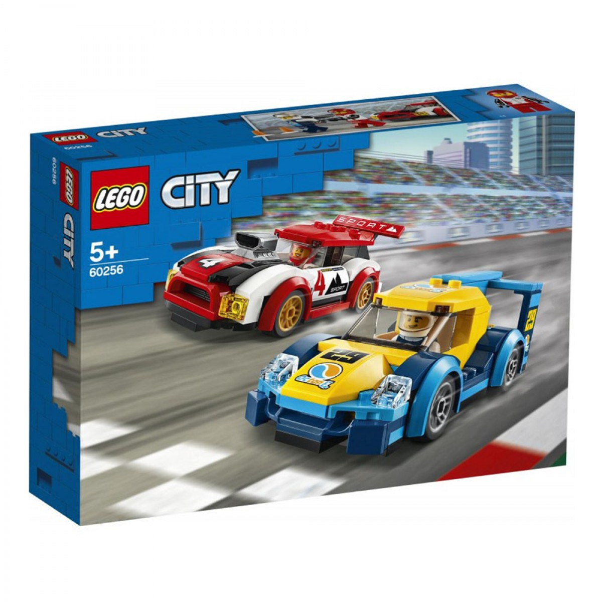 LEGO RACING CARS 60256