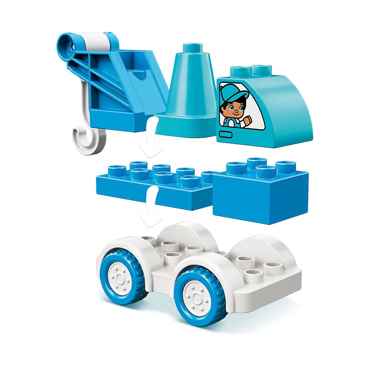 LEGO TOW TRUCK 10918