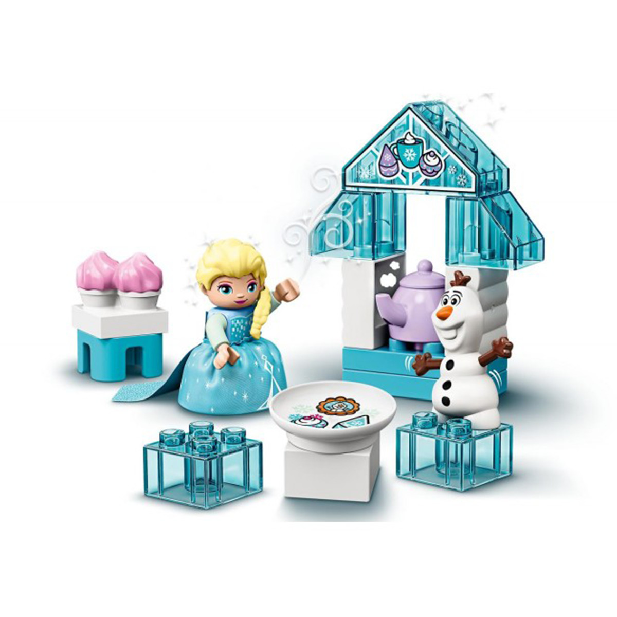 LEGO ELSA AND  OLAF'S TEA PARTY 10920
