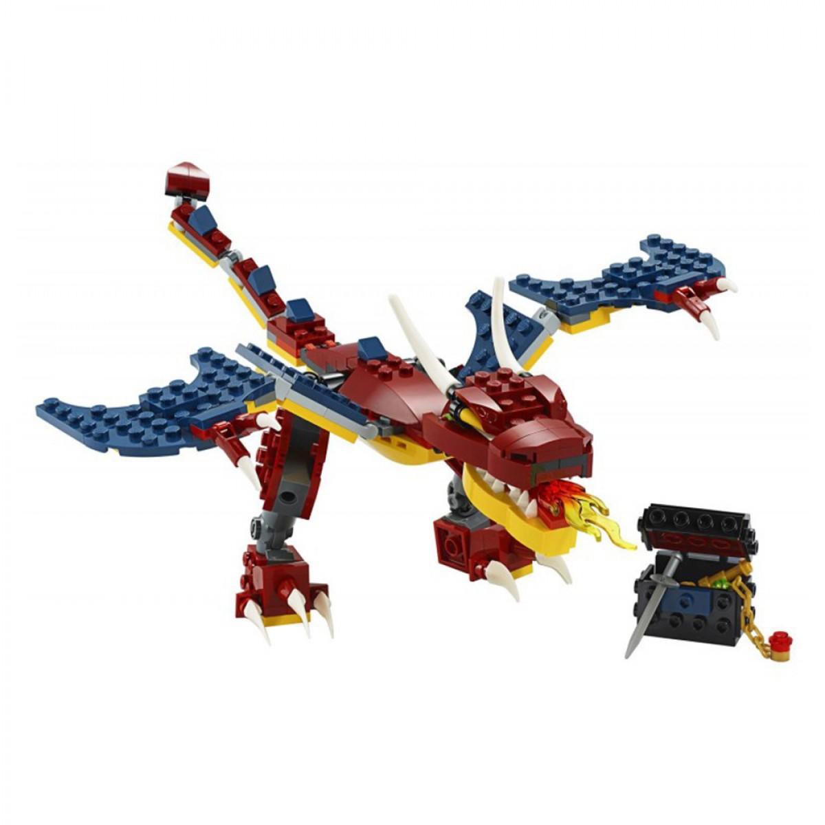 LEGO FIRE DRAGON 31102