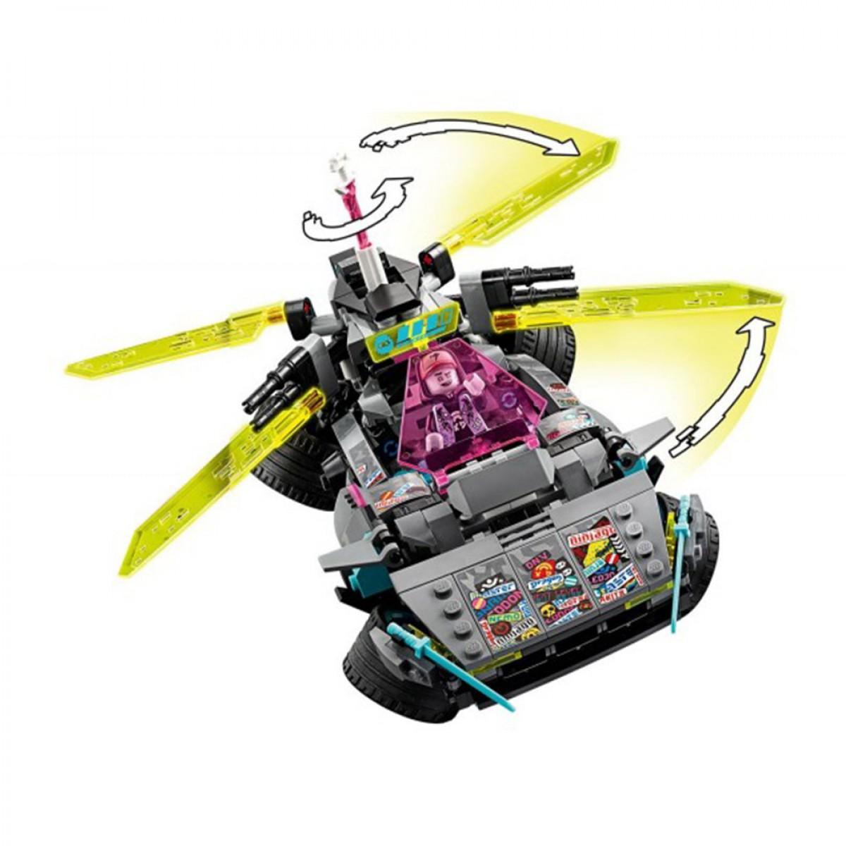 LEGO NINJA TUNER CAR  71710