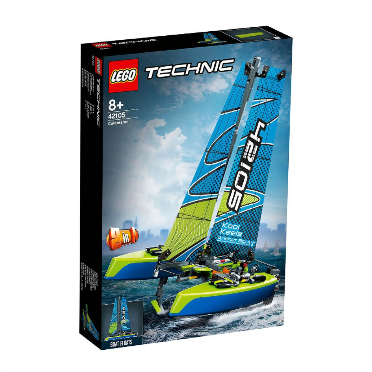 LEGO CATAMARAN 42105