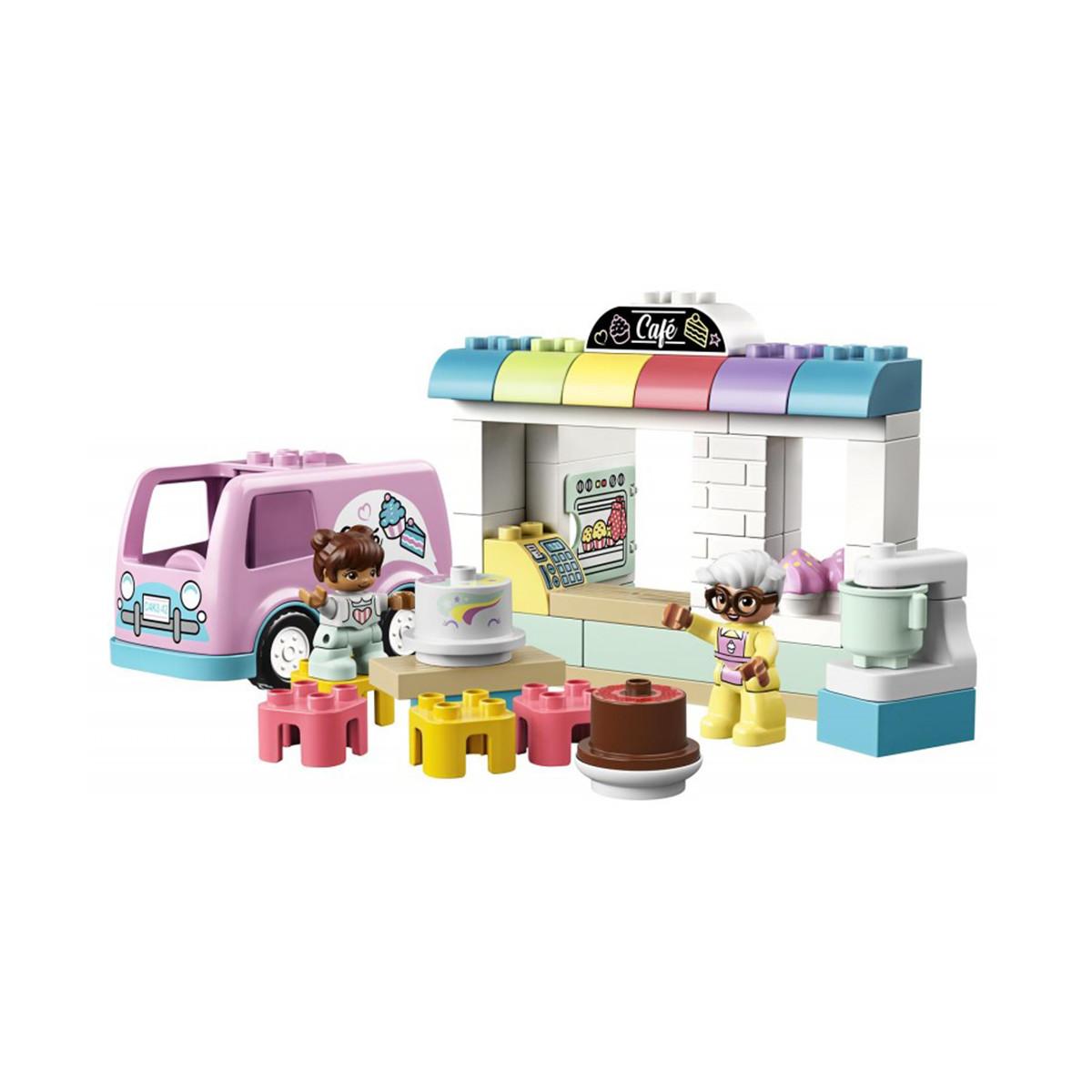 LEGO BAKERY 10928