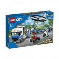 LEGO POLICE HELICOPTER TRANSPORT 60244
