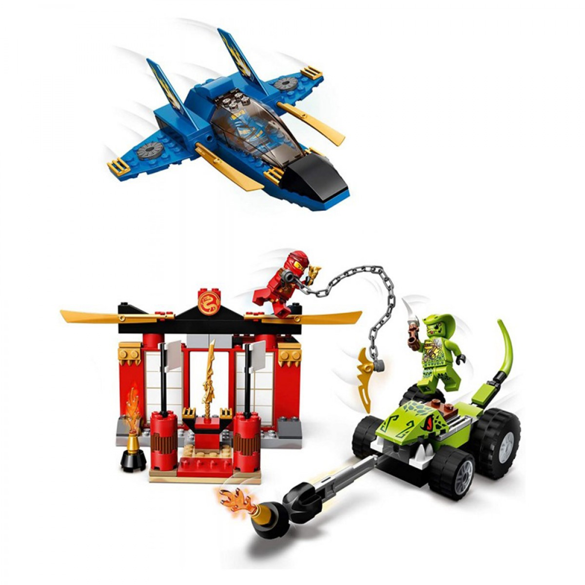 LEGO STORM FIGHTER BATTLE 71703