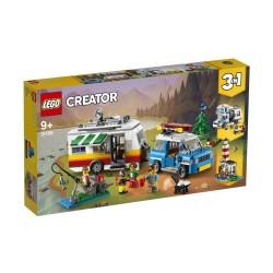 LEGO CARAVAN FAMILY HOLIDAY NO 31108