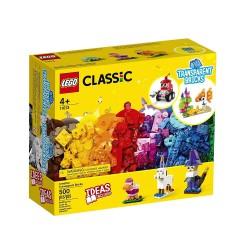 LEGO CREATIVE TRANSPARENT BRICKS 11013