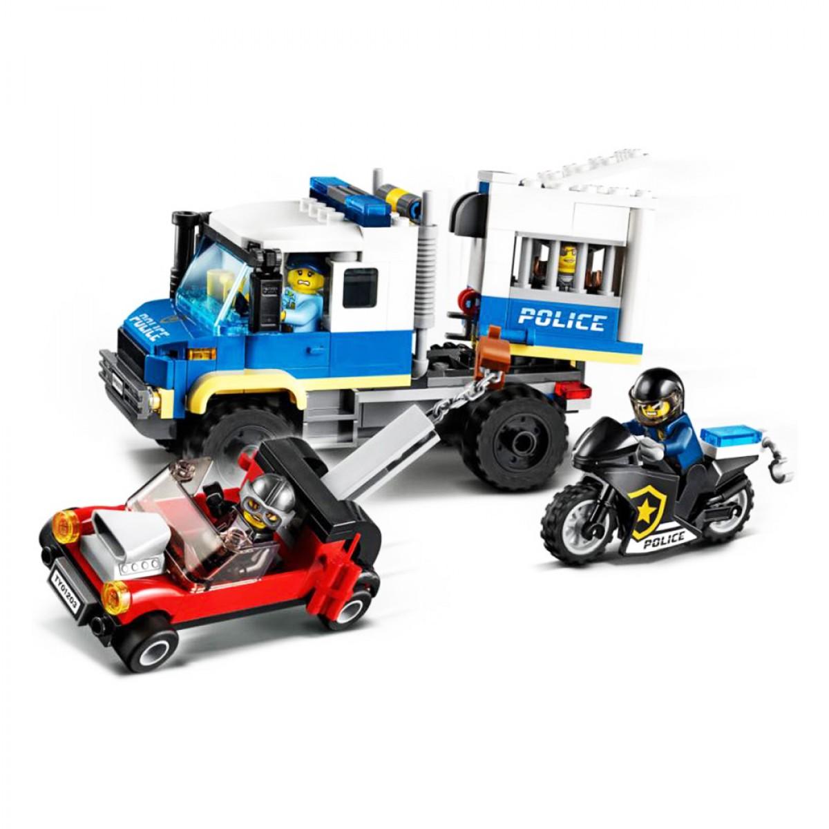 LEGO POLICE PRISONER TRANSPORT  60276