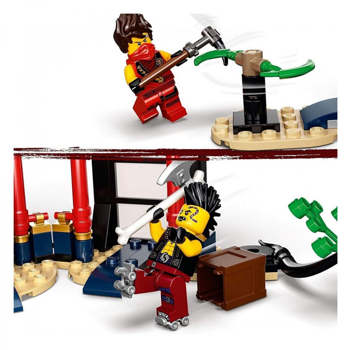 LEGO TOURNAMENT OF ELEMENTS 71735