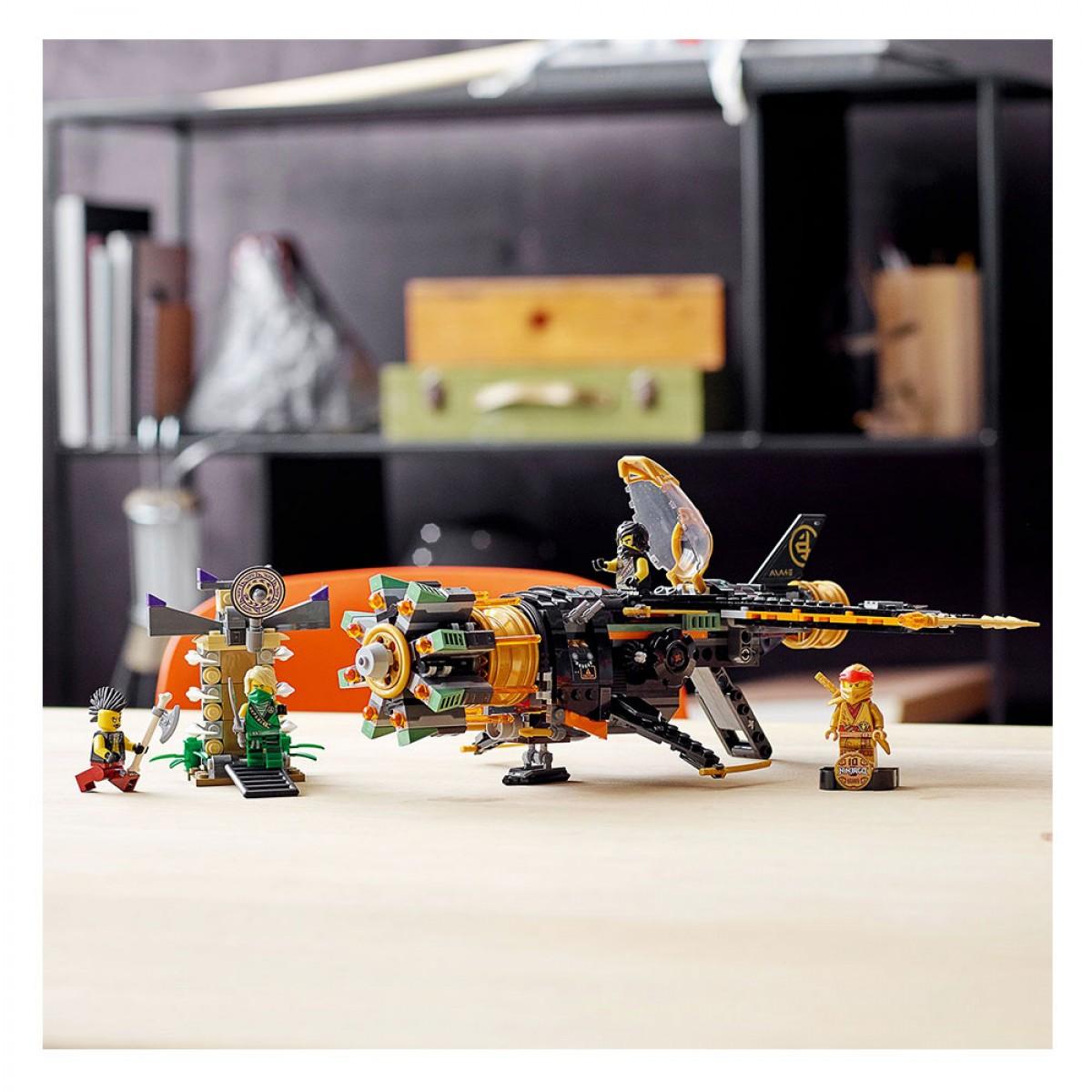 LEGO BOULDER BLAST NO 71736
