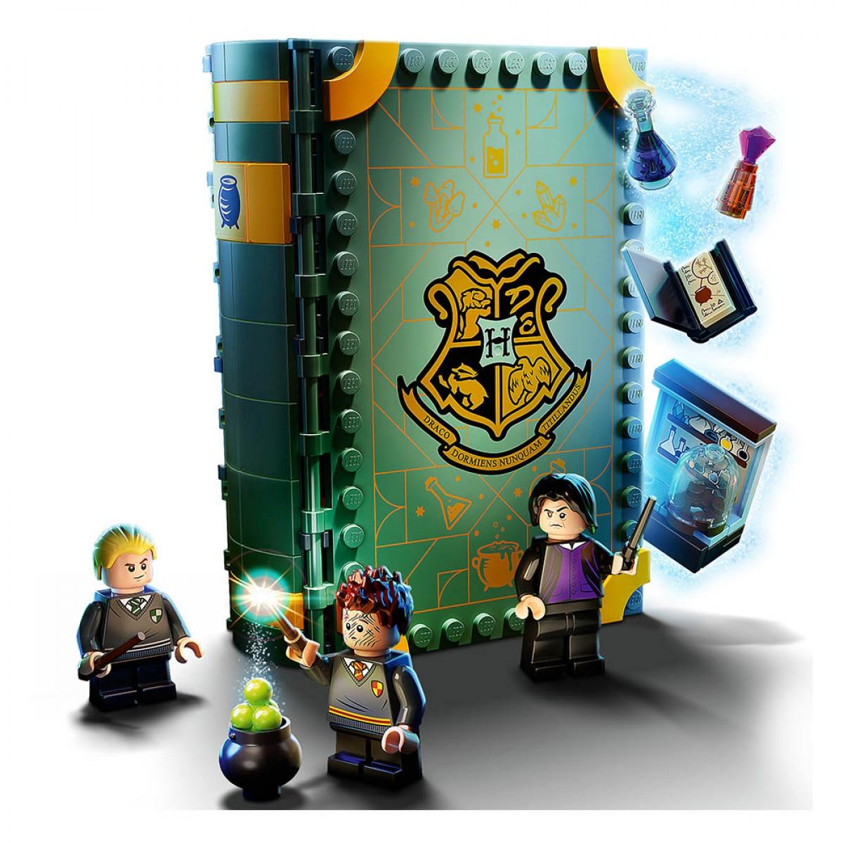LEGO HOGWARTS MOMENT POTIONS CLASS 76383