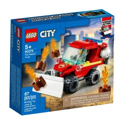 LEGO FIRE HAZARD TRUCK 60279
