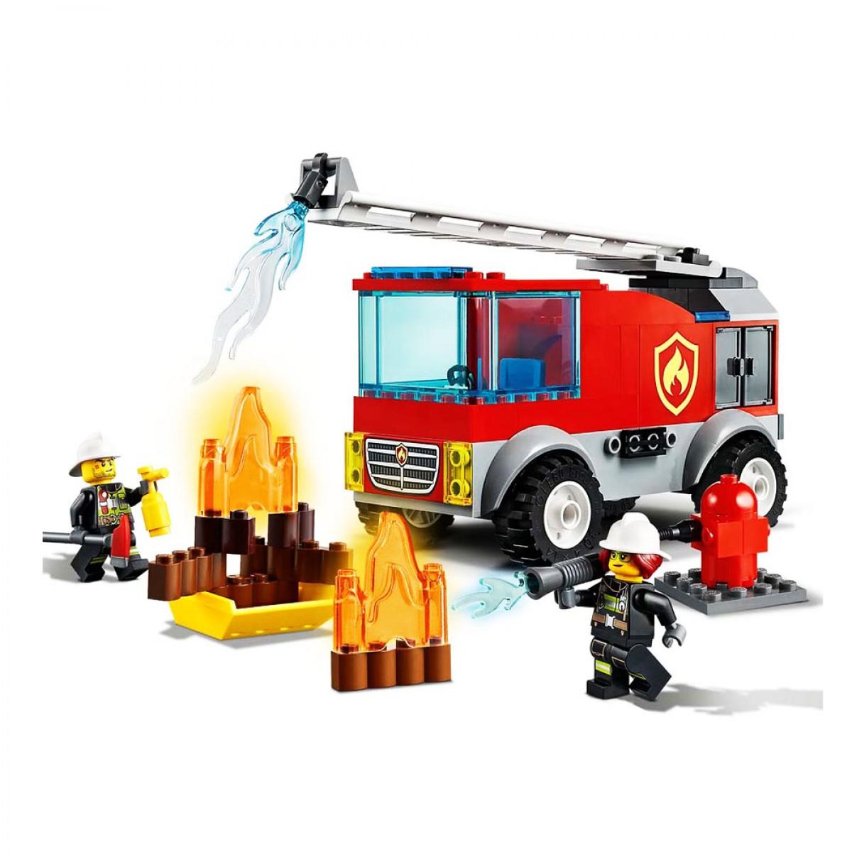 LEGO FIRE LADDER TRUCK 60280