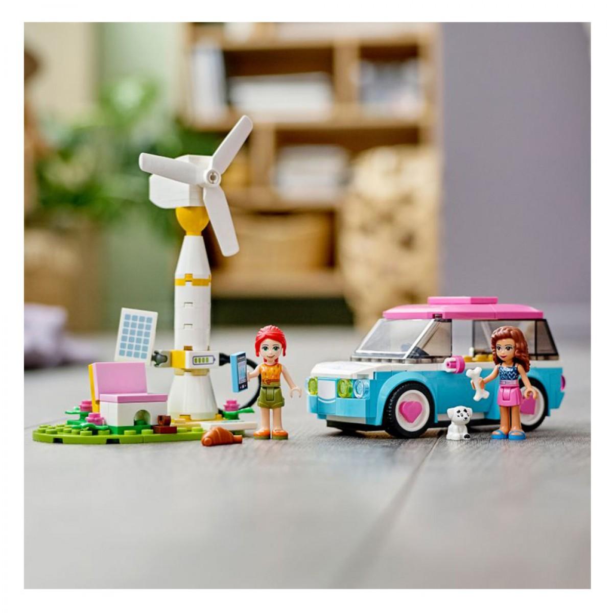 LEGO OLIVIAS ELECTRIC CAR  41443