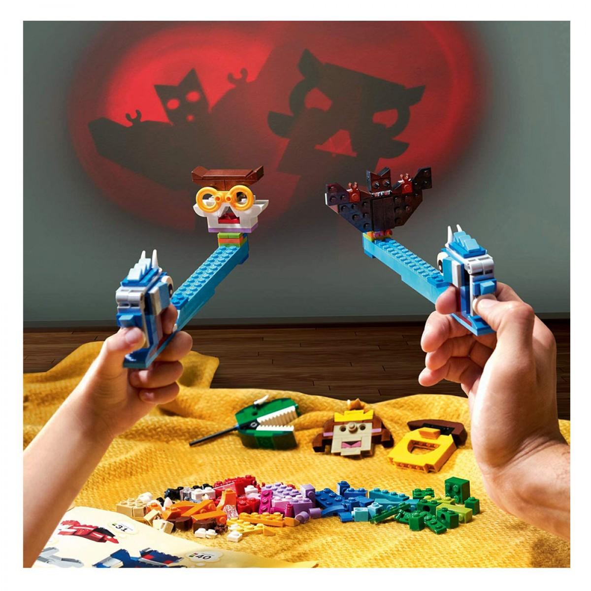 LEGO BRICKS AND LIGHTS 11009