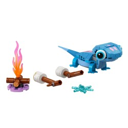 LEGO BRUNI THE SALAMANDER BUILDABLE CHARACTER 43186