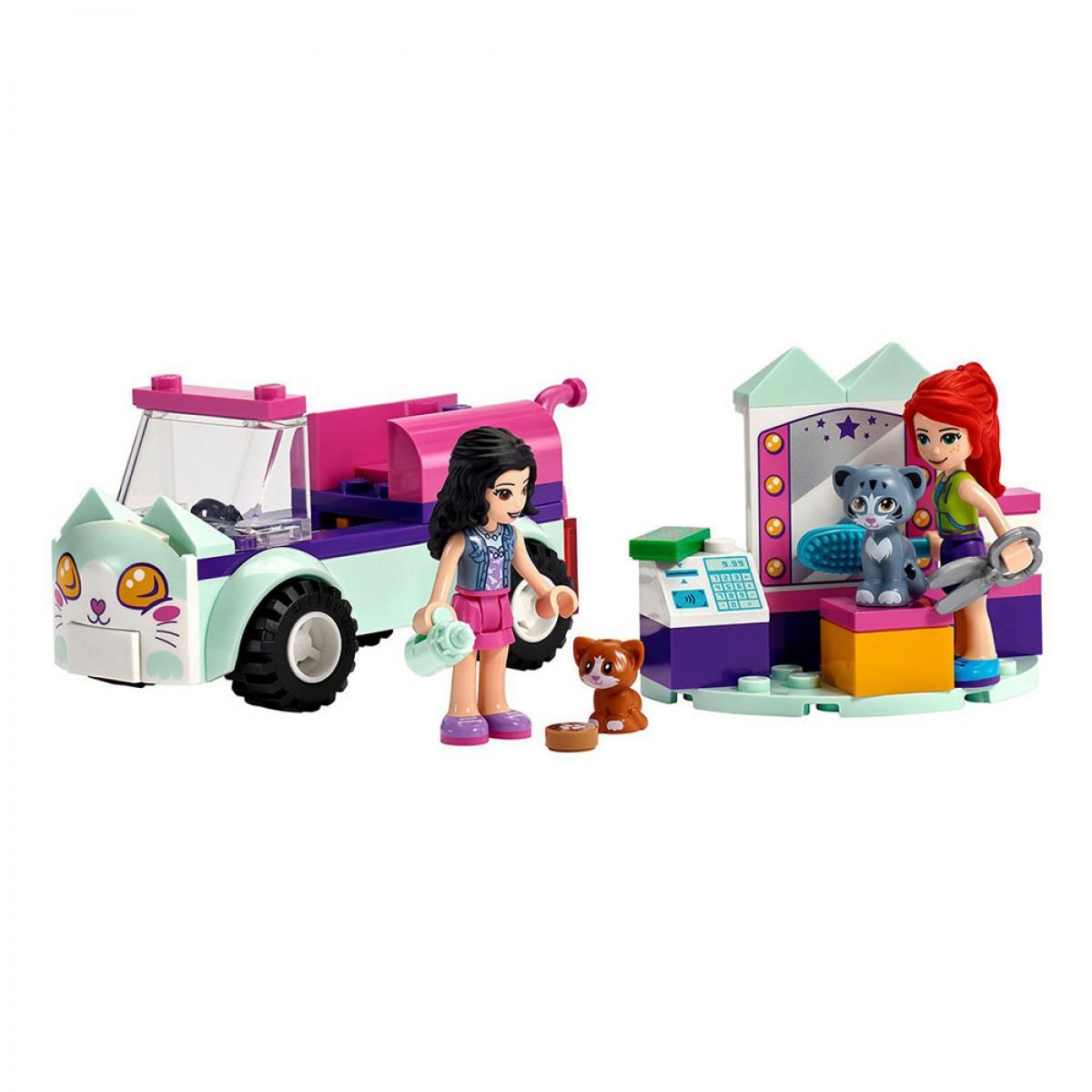 LEGO CAT GROOMING CAR 41439
