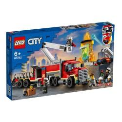 LEGO FIRE COMMAND UNIT 60282