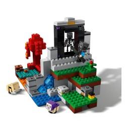 LEGO  THE RUINED PORTAL NO21172