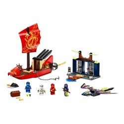 LEGO FINAL FLIGHT OF DESTINYS BOUNTY NO 71749