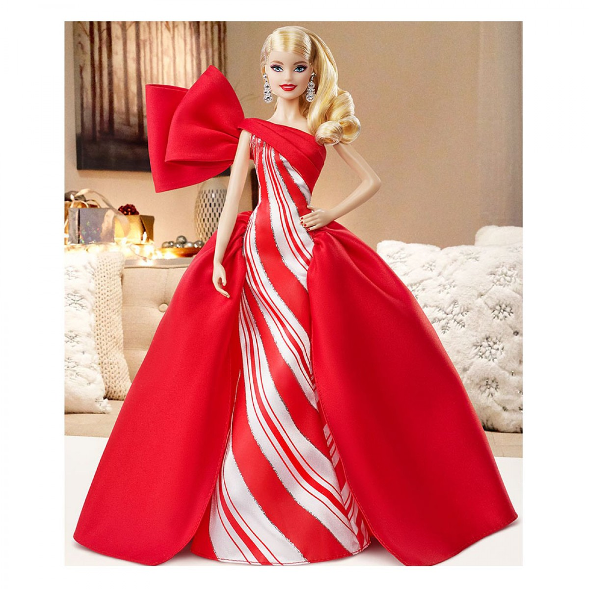 BARBIE HOLIDAY 2019  FXF01