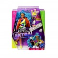 BARBIE EXTRA BLUE CURLY HAIR GRN30